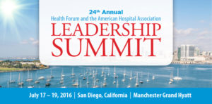 Aethon at AHA Leadership Summit
