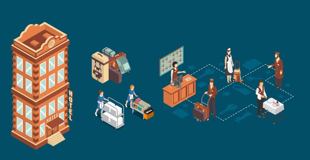 Infographics EU Hotel Logistics