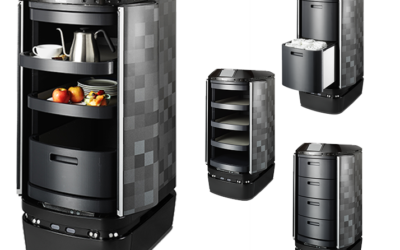 Aethon Rolls Into Hospitality Market by Announcing Two New Mobile Robots